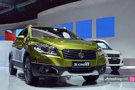 suzuki sx4 s cross gunakan mesin 1 500 cc legendaris