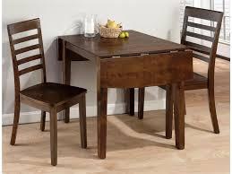 Drop Leaf Dining Table Sets Home Design Appealing Small Drop Leaf Dining Table Set And