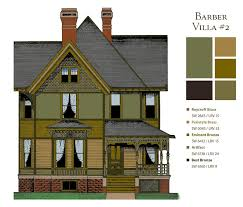 how to choose paint colors for victorian houses victorian house