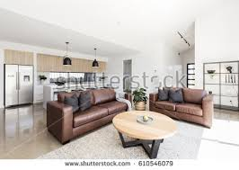 Contemporary Living Room Stock Images RoyaltyFree Images - Family living rooms
