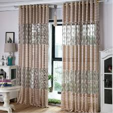 online get cheap stripe curtain panel aliexpress com alibaba group