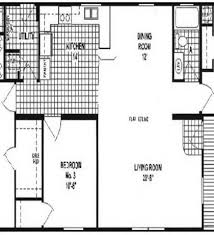 Mobile Home Plans Double Wide Home Design And Style Double Wide - Manufactured homes designs