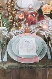 wedding plate settings 20 impressive wedding table setting ideas modwedding