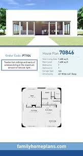 1600 sq ft floor plans 62 best modern house plans images on pinterest modern houses