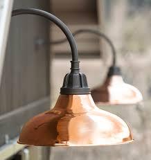 Outdoor Gooseneck Light Fixture by Old Dixie Gooseneck Light Traditional Barn Lighting Farm Light