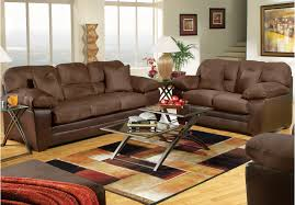 red leather sofa living room ideas brown leather sofa living room ideas therobotechpage