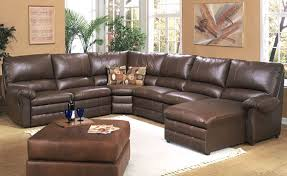lovely sectional leather sofa with sectional leather sofas home