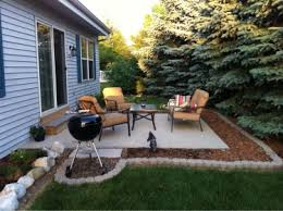 Decorate Small Patio Small Patio Grill Crafts Home