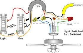 yellow cable hunter fan wiring diagram power supply battery