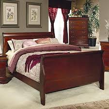sleigh bed frame on sale home decor and furniture deals