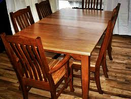 Handmade Kitchen Table Kitchen Tables Best 25 Refurbished Kitchen Tables Ideas On