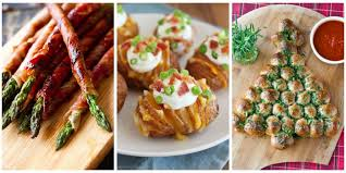 Cool Easy Dinner Ideas 60 Easy Thanksgiving And Christmas Appetizer Recipes Best