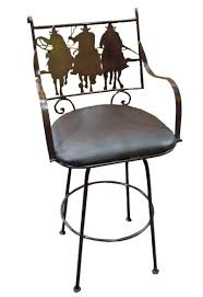 ideas wrought iron and wood bar stools small bar stools