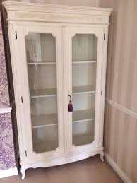 Ashley Furniture Armoire Laura Ashley White French Armoire Cupboard Wardrobe Furniture