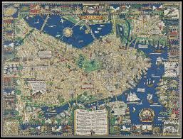 Maps Portland Maine by Early Pictorial Maps Osher Map Library
