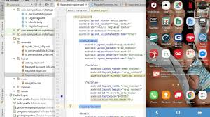 layout onclicklistener android 05 android studio app building register fragment buttons and