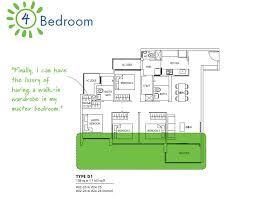 Bedroom Floor Plan Sol Acres Ec Floor Plans