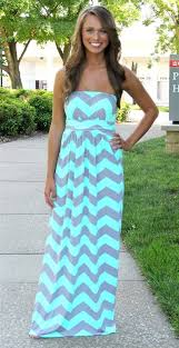 light blue and white striped maxi dress green patchwork wave striped bandeau sleeveless floor length slim