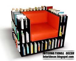 Modern Bookcase Furniture Contemporary Chairs Bookcase Furniture Interior Home Decors