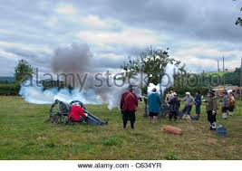 siege canon canon civil war society siege re enactment brton