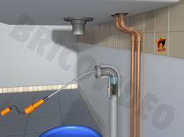 comment d饕oucher une canalisation de cuisine réponses plomberie maison comment enlever bouchon ciment dans