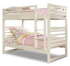 Chadwick TwinTwin Bunk Bed  White The Brick - The brick bunk beds