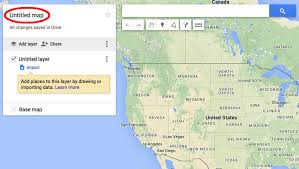 Google Map Canada by Custom Google Map To Plan Your Trip Step By Step Guide Venuelust