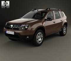 renault duster 2015 interior dacia duster 3d model hum3d