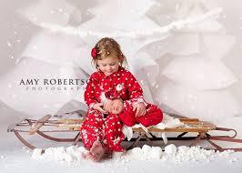 sibling christmas photo shoot ideas love the sled prop cute pj u0027s
