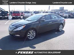 2013 used hyundai sonata 4dr sedan 2 4l automatic se at landers