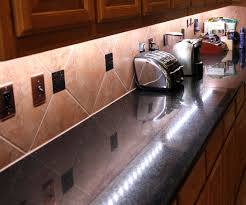 Kitchen Cabinet Lighting Led by Build Led Under Counter Lighting That Rocks 8 Steps With Pictures