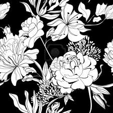 decorative flower decorative flower drawings decorative flowers