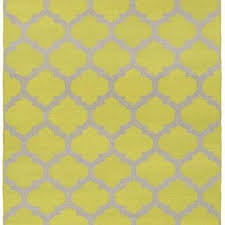 Yellow And Grey Outdoor Rug Blue And Yellow Geo Flatweave Indoor Outdoor Rug