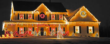 home decor competition christmas lights are they for celebration or competition