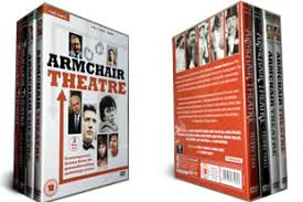 Armchair Thriller Dvd Armchair Theatre Dvd Set 48 49 Classic Movies On Dvd From