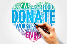 tips for giving to charity financial tip of the day