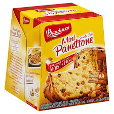 donofrio panettone bauducco mini panettone shop snack cakes at heb