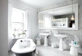 all white bathroom ideas new all white bathroom ideas derekhansen me