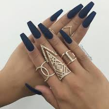 Best Stick On Nails Nail Heaven On Coffin Nails Black And Makeup