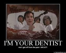 Dentist Memes - the lazy lady who remembers that little dentist from alias