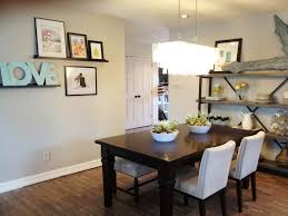 White Wood Dining Room Table by 4 Tips On How To Choose Dining Room Chandeliers As Lighting Fixtures