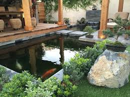 Backyard Fish Pond Kits by Find This Pin And More On Pond Ideas Backyard Koi Pond Pics