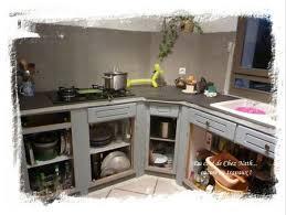 peindre une cuisine en gris cuisine meubles gris cuisine familiale with cuisine meubles
