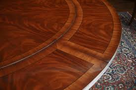 Dining Room Tables With Leaf by Indonesian Mahogany Dining Room Tables Duncan Phyfe