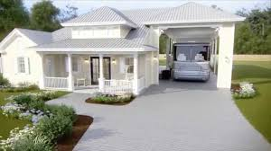 tour an rv port home at reunion pointe youtube
