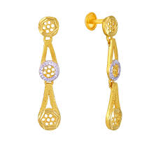 gold ear ring images gold jewellery