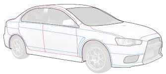create stylized performance car illustrator cs5
