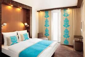 Schlafzimmer Dekoriert Erstaunlich Türkis Braun Schlafzimmer Dekoration Ideen