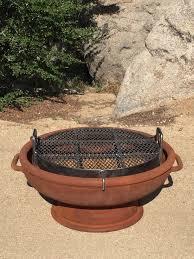 Custom Gas Fire Pits - gas fire pit the bernard company custom artistic fire pits