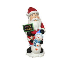 home depot lawn decorations santa christmas yard decorations outdoor christmas decorations